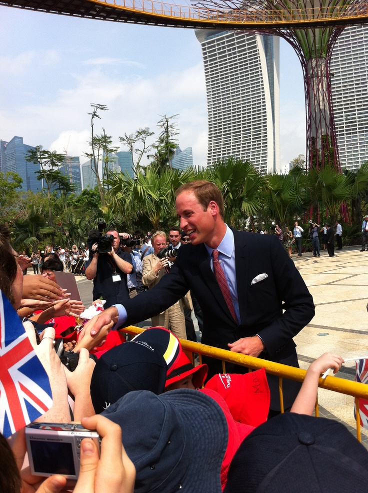 Hi Prince William!!!