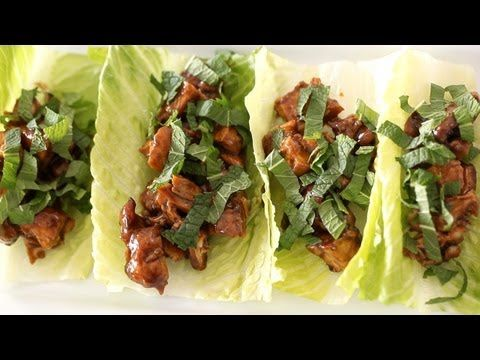 Chicken Lettuce Cups | Yum Alert | Pinterest