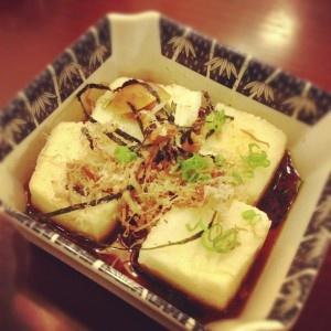 love tofu especially Japanese tofu as the tofu's skin is crispy ...