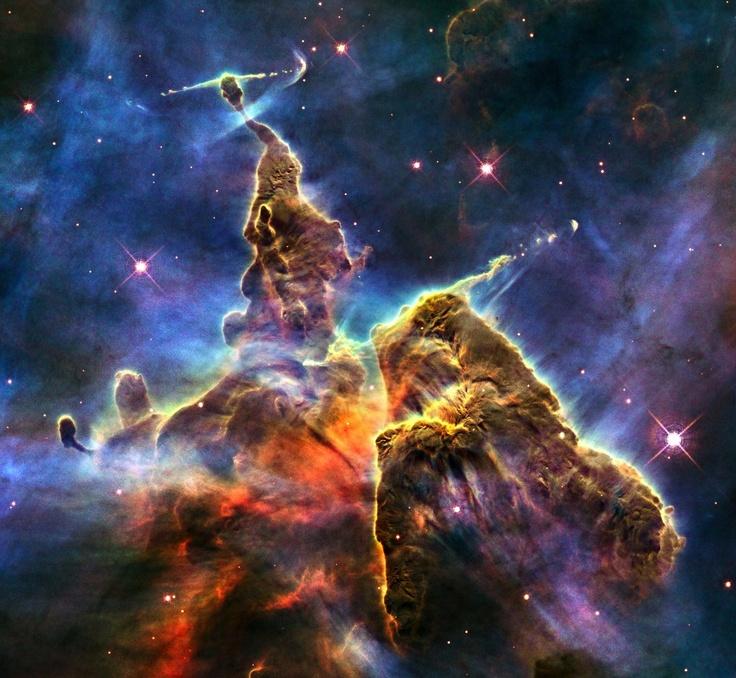 hubble space telescope pillars of creation - photo #23