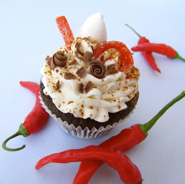 chocolate toppers chili chocolate spider cupcakes chocolate chili
