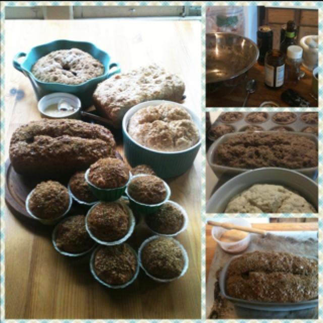 ... batch using Guinness, molasses, & brown sugar instead. ~ delish