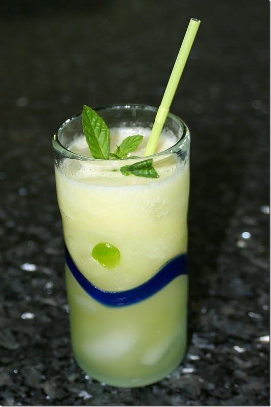 Melon Agua Fresca | Beverages | Pinterest