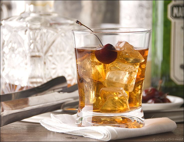 perfect manhattan | Delicious Drinks | Pinterest