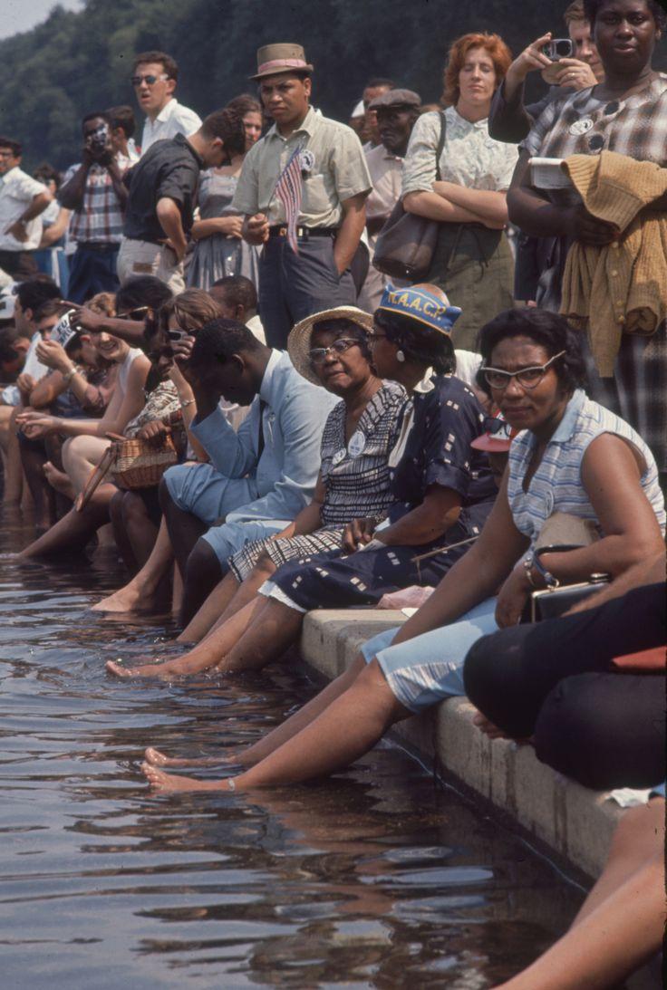 Participants Remember 1963 March On Washington