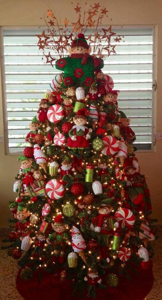Arbolito de navidad holiday decorations pinterest - Arbolito de navidad ...