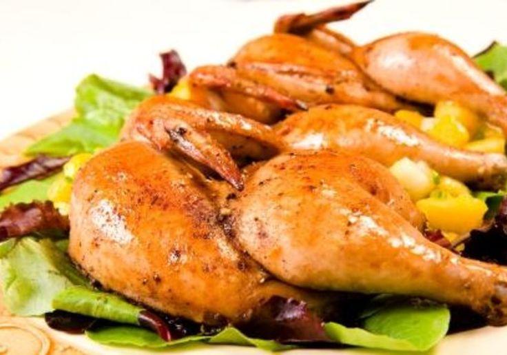 Caribbean chicken | Clean eats | Pinterest