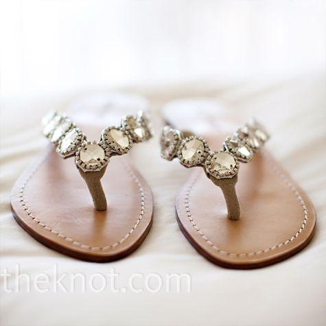 Beach Sandals Beach Sandals For A Wedding