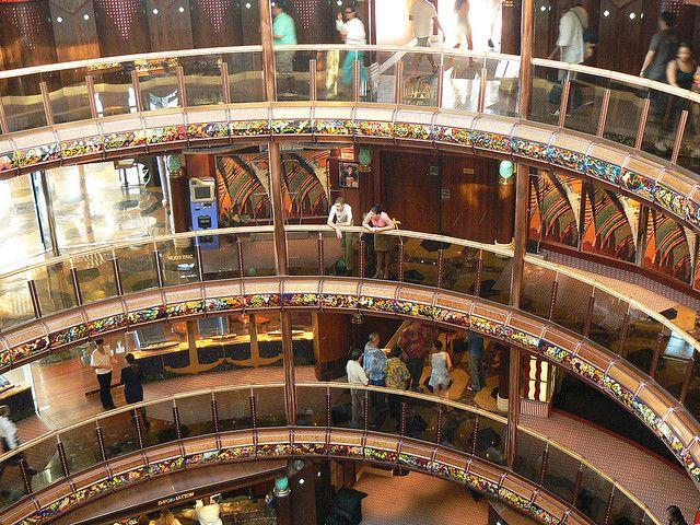 Inside Carnival Cruise Ship | Love Boat | Pinterest