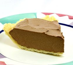 Low Carb Sugar Free Chocolate Chiffon Pie Recipe.. Yessss please!!!!