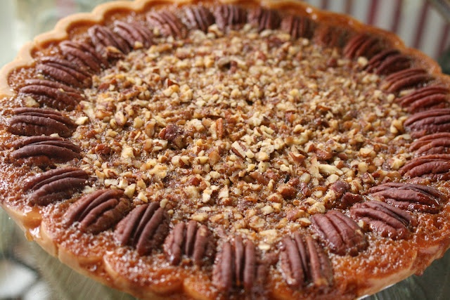 bourbon pecan pie | food and things | Pinterest