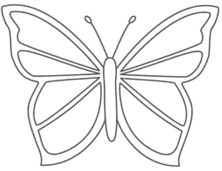 Image detail for -butterfly craft wood scroll saw pattern
