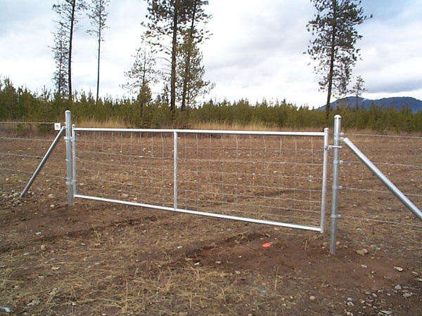 Diagonal Fence Support Homesteading Pinterest