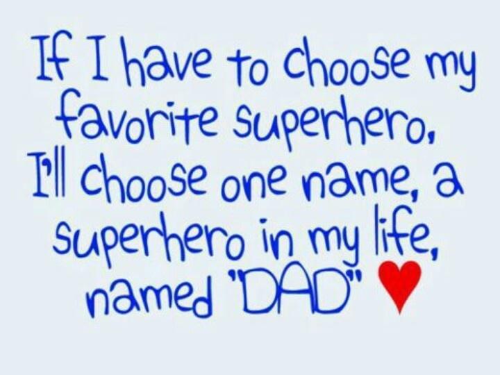 essay hero my dad
