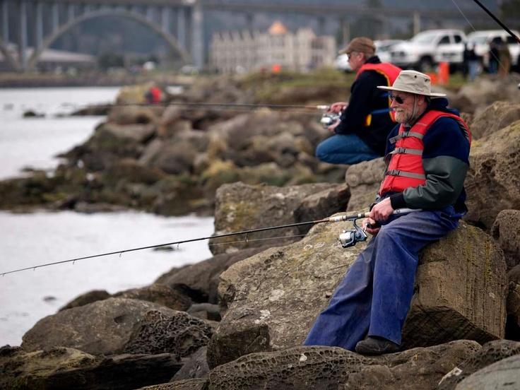 Fishing ahhhhh fishing pinterest for Jetty fishing oregon