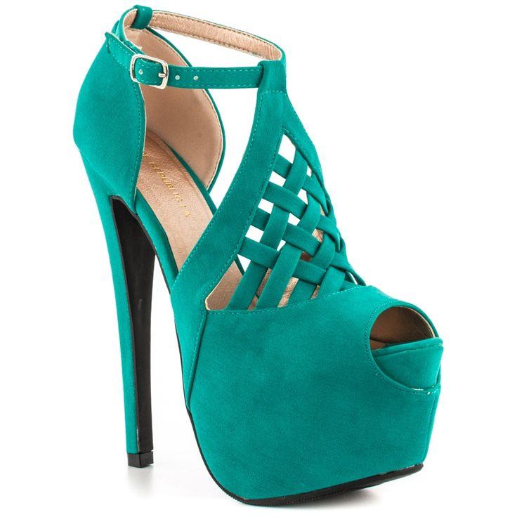 Rucy - Sea Green Shoe Republic $64.99