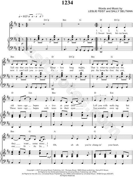 1234 (Feist song)