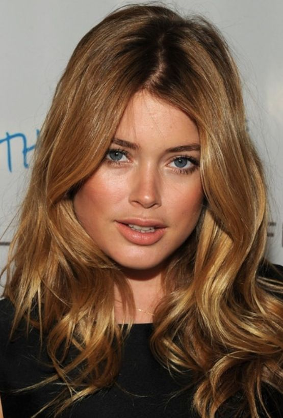 Dark Golden Blonde Hair | Dark Brown Hairs