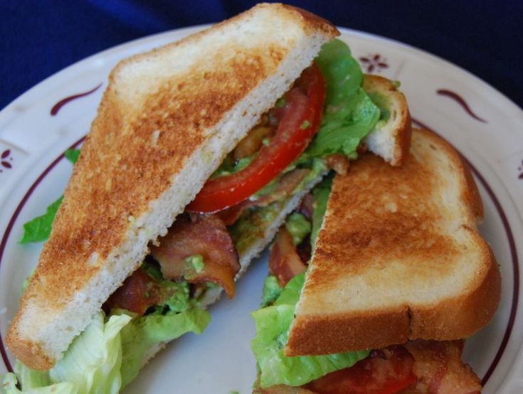 Ellie Krieger's BLT with avocado spread | Clean & Healthy + Ellie Kri...