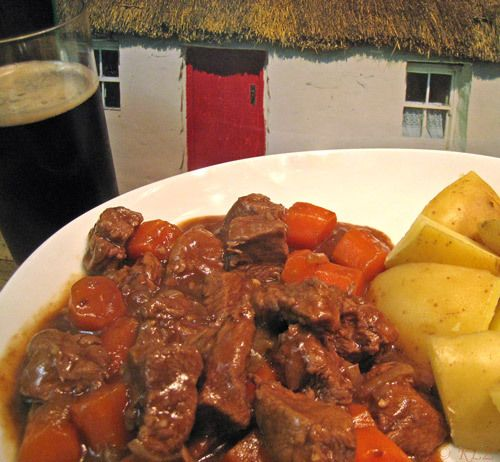 Beef Braised in Guinness! | EATS! | Pinterest