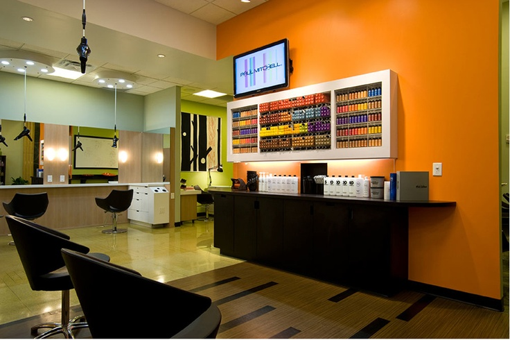 Paul mitchell hair and beauty salon design pinterest for A paul mitchell salon