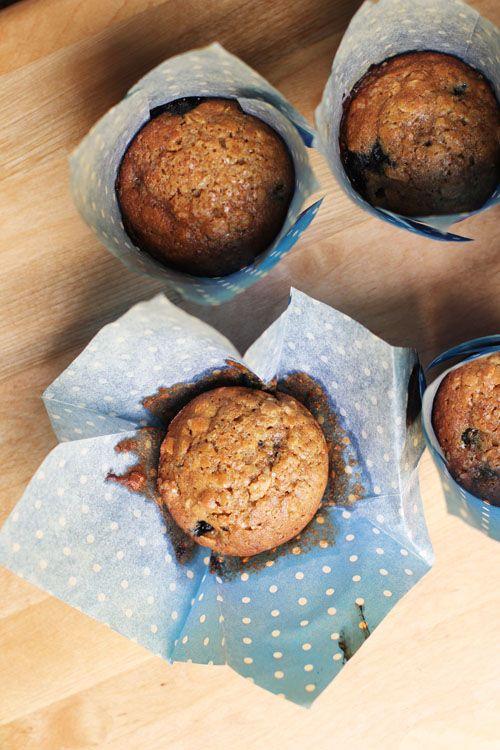 whole wheat blueberry muffins from @AbdulAziz Bukhamseen Week for ...