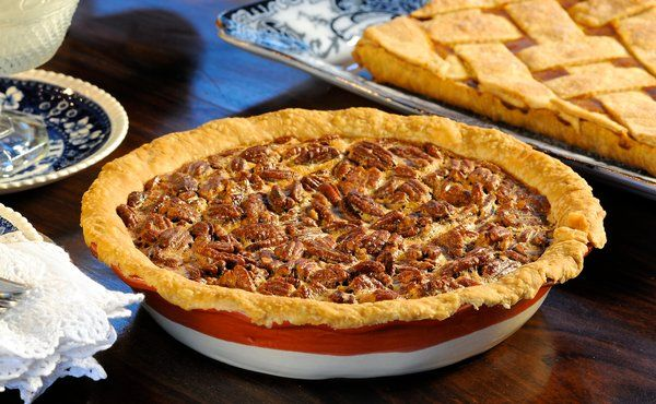 Perfectly Easy Pecan Pie from The Food Channel