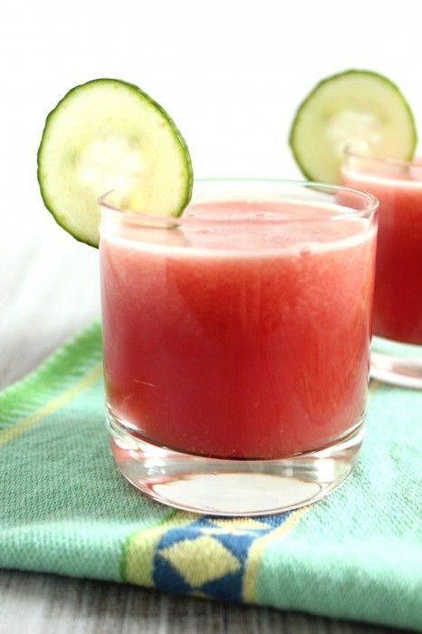 Watermelon & Cucumber Cooler | Drink Me | Pinterest
