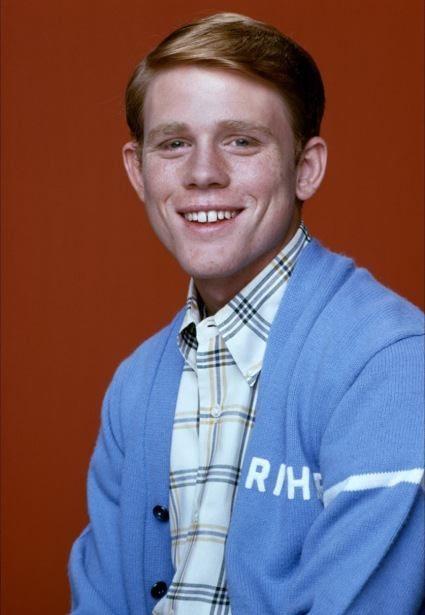 Richie Cunningham!   Ethel's Redheads   Pinterest
