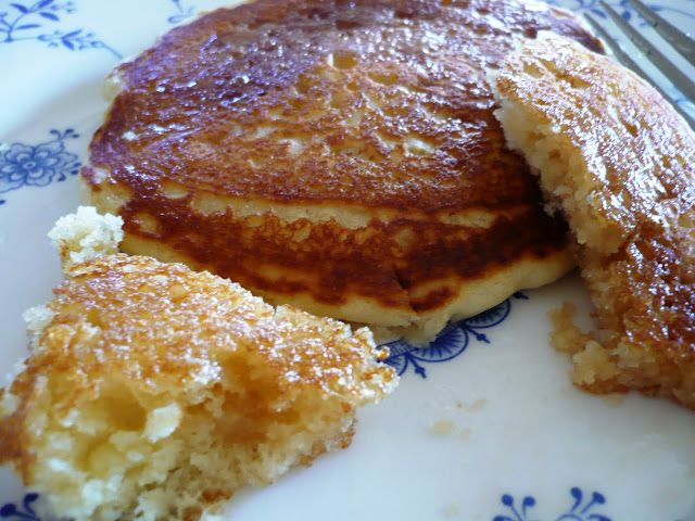 City Home/Country Home: Breakfast Marion Cunninghams Pancakes