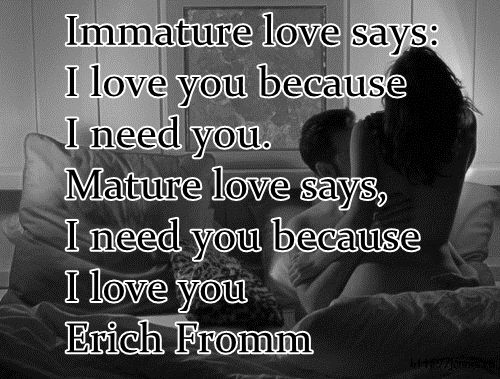 need you because I love you Passion....Romance.....Love...