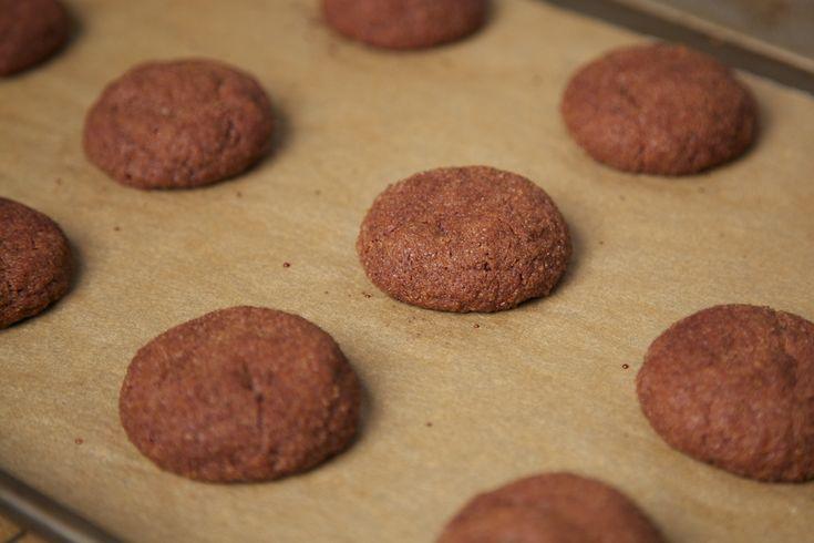 Vegan Mexican Hot Chocolate Cookies | Vegan sweets | Pinterest