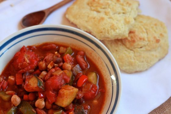 spicy vegetarian chili | Yummy foods I want to try! | Pinterest