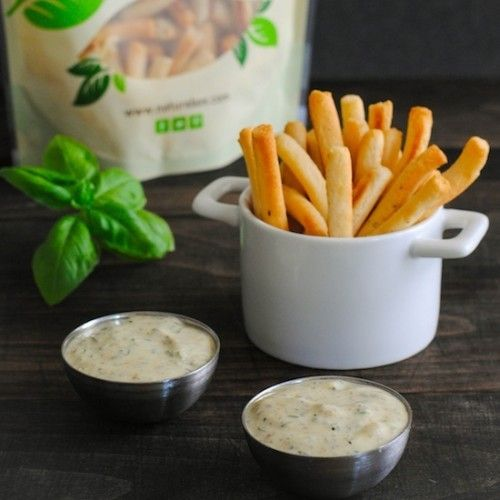 Pesto Ranch Dipping Sauce Recipe | Yummy! | Pinterest
