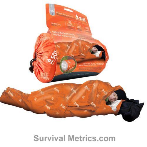 Best lightweight survival sleeping bag eiger