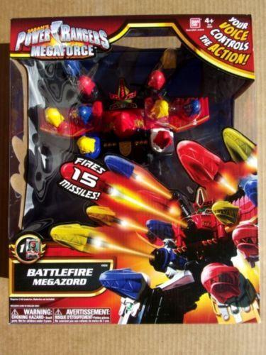 Power Rangers Megaforc...