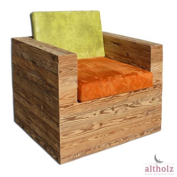 coole Idee: aus Altholz genial schicke + moderne Sachen machen!