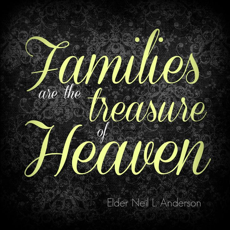 lds quotes about family quotesgram