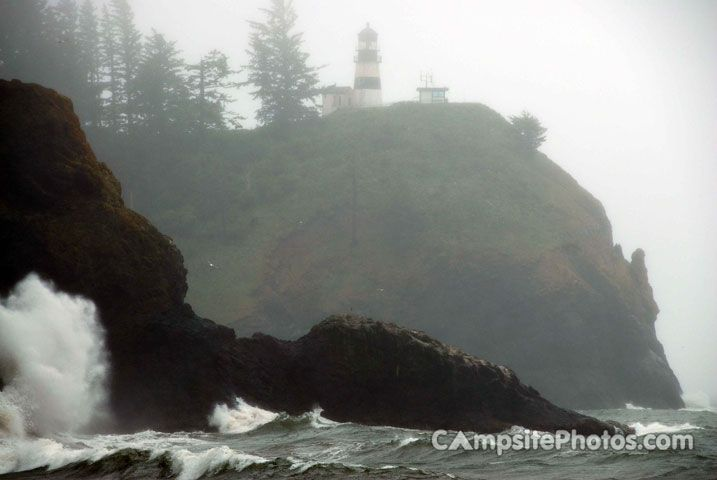 Cape Disappointment Campground Tis Camping Pinterest