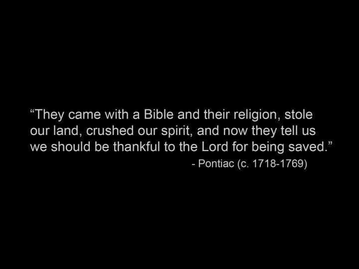 pontiac native americans Instead, pontiac and other tribal leaders hoped that by rising up, they could lure   the british were initially reluctant to give the indians generous presents, and.
