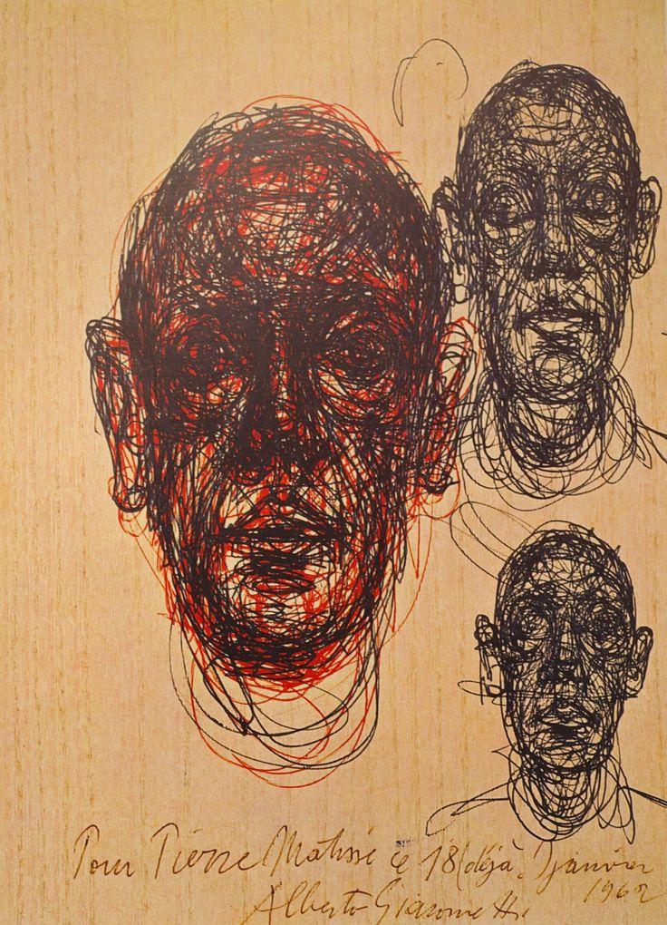 Scribble Line Drawing : Alberto giacometti drawings pinterest