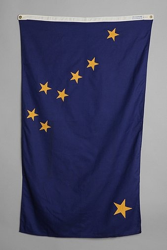 alaska state flag meaning