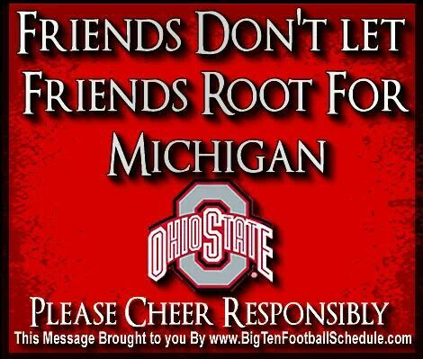 Ohio State Michigan Quotes Quotesgram