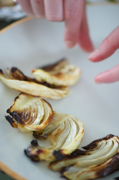 Roasted fennel. | Healthy Eats | Pinterest