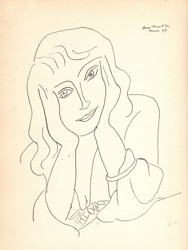 Line Drawing By Matisse : Henri matisse drawing pinterest