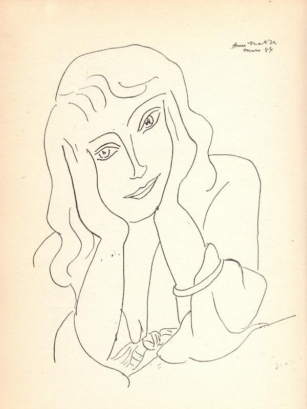 Line Drawing Matisse : Henri matisse drawing pinterest