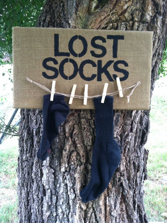 what is lost sock memorial day
