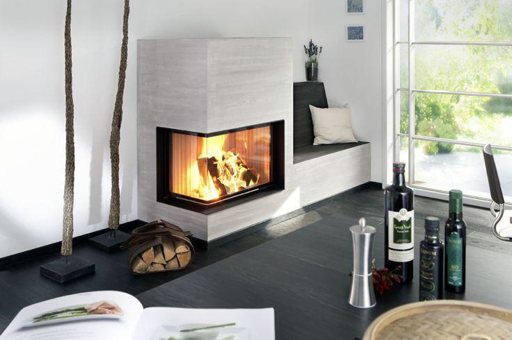 modern fireplace innen pinterest. Black Bedroom Furniture Sets. Home Design Ideas
