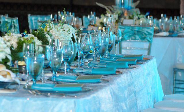 Ocean Wedding Decoration Ideas : Ocean theme wedding reception decor decorate your events