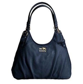 Coach Madison Leather Maggie Shoulder Bag 16503 ...More Detail >> http